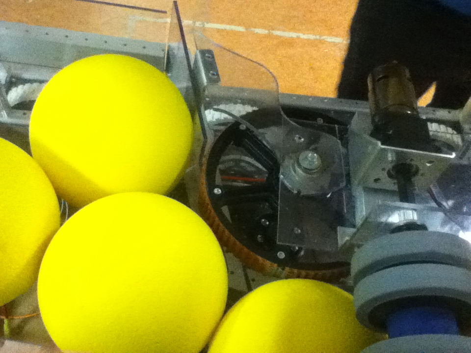 Ball Loading System