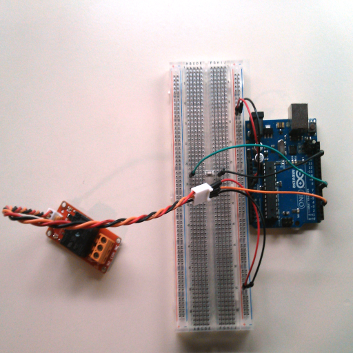 Button Controlled Relay