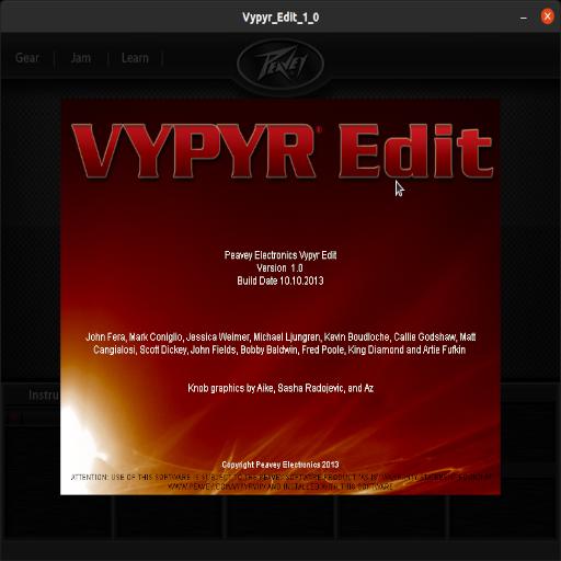 Peavy Vypyr Edit